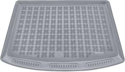 REZAW-PLAST popielaty gumowy dywanik mata do bagażnika Suzuki SX-4 S-Cross (górna podłoga bagażnika) od 2013r. 231619S/Z