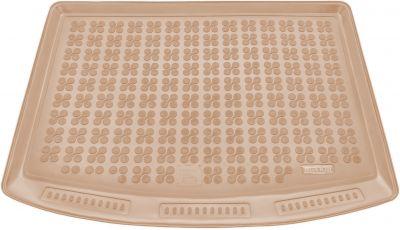 REZAW-PLAST beżowy gumowy dywanik mata do bagażnika Suzuki SX4 S-Cross od 2013r. 231619B/Z