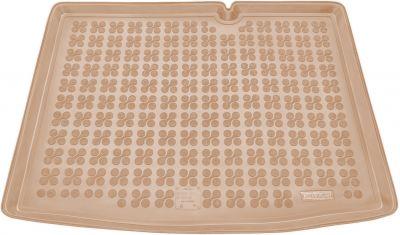 REZAW-PLAST beżowy gumowy dywanik mata do bagażnika Suzuki SX4 S-Cross od 2013r. 231620B/Z