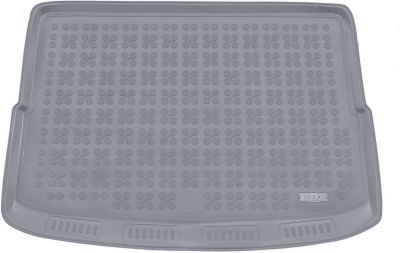 REZAW-PLAST popielaty gumowy dywanik mata do bagażnika Suzuki Vitara II (górna podłoga bagażnika) od 2014r. 231621S/Z