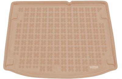 REZAW-PLAST beżowy gumowy dywanik mata do bagażnika Suzuki Vitara II od 2014r. 231622B/Z