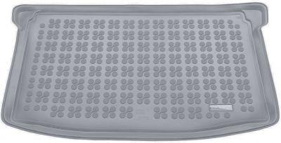 REZAW-PLAST popielaty gumowy dywanik mata do bagażnika Suzuki Baleno (górna podłoga bagażnika) od 2016r. 231623S/Z