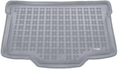 REZAW-PLAST popielaty gumowy dywanik mata do bagażnika Suzuki Baleno (dolna podłoga bagażnika) od 2016r. 231624S/Z