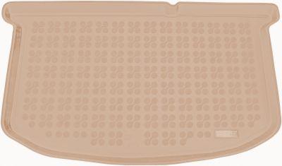 REZAW-PLAST beżowy gumowy dywanik mata do bagażnika Suzuki Ignis III od 2016r. 231625B/Z