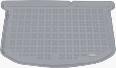 REZAW-PLAST popielaty gumowy dywanik mata do bagażnika Suzuki Ignis III od 2016r. 231625S/Z