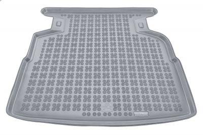 REZAW-PLAST popielaty gumowy dywanik mata do bagażnika Toyota Avensis Sedan SOL od 2003-2009r. 231713S/Z