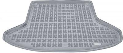 REZAW-PLAST popielaty gumowy dywanik mata do bagażnika Toyota Prius II od 2004-2010r. 231721S/Z