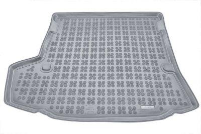 REZAW-PLAST popielaty gumowy dywanik mata do bagażnika Toyota Corolla Sedan od 2007-2013r. 231728S/Z