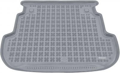 REZAW-PLAST popielaty gumowy dywanik mata do bagażnika Toyota Corolla Kombi od 2002r. 231731S/Z
