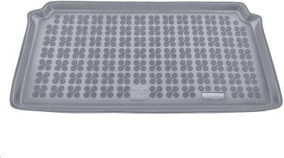REZAW-PLAST popielaty gumowy dywanik mata do bagażnika Toyota Yaris od 2008-2011r. 231736S/Z