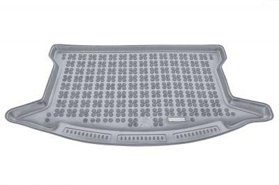 REZAW-PLAST popielaty gumowy dywanik mata do bagażnika Toyota Verso S (górna podłoga bagażnika) od 2011r. 231743S/Z