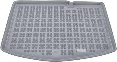 REZAW-PLAST popielaty gumowy dywanik mata do bagażnika Toyota Yaris 5D (dolna podłoga bagażnika) od 2011r. 231746S/Z