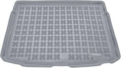 REZAW-PLAST popielaty gumowy dywanik mata do bagażnika Toyota Auris Hybryda (dolna podłoga bagażnika) od 2012r. 231748S/Z