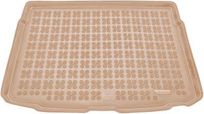 REZAW-PLAST beżowy gumowy dywanik mata do bagażnika Toyota Auris Hybryda od 2012r. 231748B/Z