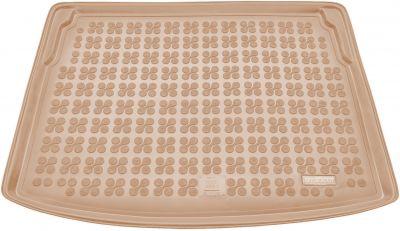 REZAW-PLAST beżowy gumowy dywanik mata do bagażnika Toyota Auris Hybryda od 2012r. 231749B/Z