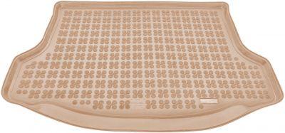 REZAW-PLAST beżowy gumowy dywanik mata do bagażnika Toyota RAV4 od 2013r. 231751B/Z