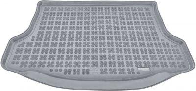 REZAW-PLAST popielaty gumowy dywanik mata do bagażnika Toyota RAV4 5D od 2013r. 231751S/Z