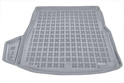 REZAW-PLAST popielaty gumowy dywanik mata do bagażnika Toyota Corolla Sedan od 2012r. 231754S/Z