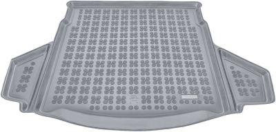 REZAW-PLAST popielaty gumowy dywanik mata do bagażnika Toyota Auris Kombi / Hybryda od 2013r. 231755S/Z