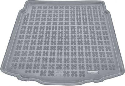 REZAW-PLAST popielaty gumowy dywanik mata do bagażnika Toyota Auris Kombi / Hybryda od 2013r. 231756S/Z