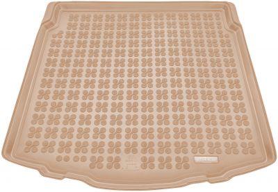 REZAW-PLAST beżowy gumowy dywanik mata do bagażnika Toyota Auris Kombi od 2013r. 231757B/Z