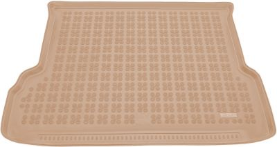 REZAW-PLAST beżowy gumowy dywanik mata do bagażnika Toyota Land Cruiser J150 7os. od 2014r. 231758B/Z
