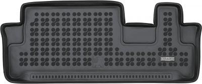 REZAW gumowy dywanik mata do bagaznika Opel Zafira Life Compact 8/9os. od 2019r 231765
