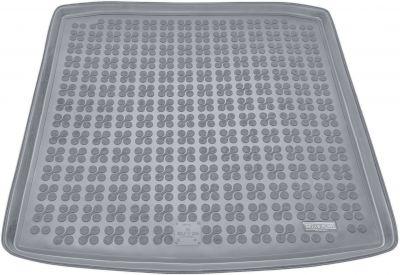 REZAW-PLAST popielaty gumowy dywanik mata do bagażnika Volkswagen Golf IV Kombi od 1999-2006r. 231807S/Z