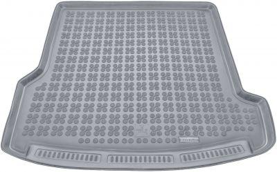 REZAW-PLAST popielaty gumowy dywanik mata do bagażnika Volkswagen Passat B5 Kombi od 09/1996-2005r. 231810S/Z