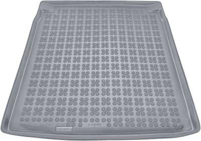 REZAW-PLAST popielaty gumowy dywanik mata do bagażnika Volkswagen Passat B7 Sedan od 2010-2014r. 231828S/Z