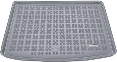 REZAW-PLAST popielaty gumowy dywanik mata do bagażnika Volkswagen Golf V Plus od 2004r. 231832S/Z