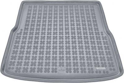 REZAW-PLAST popielaty gumowy dywanik mata do bagażnika Volkswagen Golf VI Kombi od 2008-2013r. 231835S/Z