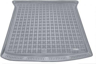 REZAW-PLAST popielaty gumowy dywanik mata do bagażnika Seat Alhambra Van 7os. od 2010r. 231855S/Z