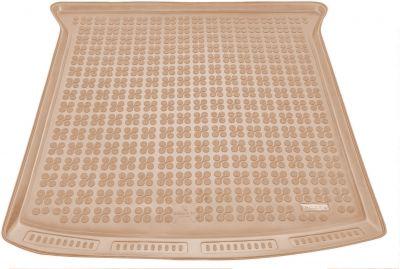 REZAW-PLAST beżowy gumowy dywanik mata do bagażnika Seat Alhambra VAN 7os. od 2010r. 231855B/Z