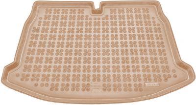 REZAW-PLAST beżowy gumowy dywanik mata do bagażnika VW Beetle od 2012r. 231857B/Z