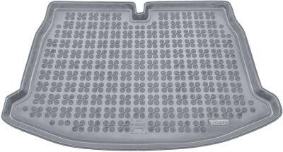 REZAW-PLAST popielaty gumowy dywanik mata do bagażnika Volkswagen Beetle od 2012r. 231857S/Z