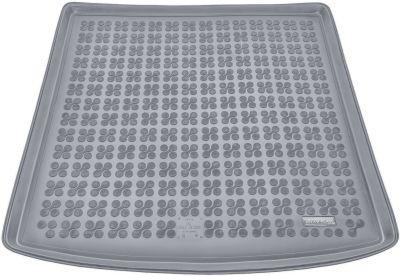 REZAW-PLAST popielaty gumowy dywanik mata do bagażnika VW Golf VII Kombi (górna podłoga bagażnika) od 2013r. 231864/Z