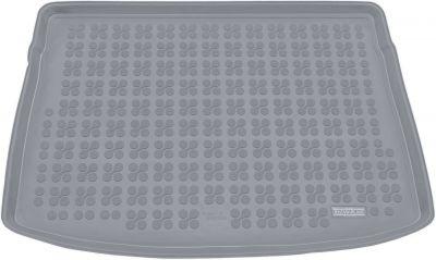 REZAW-PLAST popielaty gumowy dywanik mata do bagażnika VWGolf VII Sportsvan (górna podłoga bagażnika) od 2014r. 231868S/Z