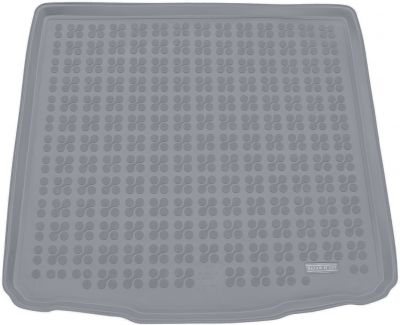 REZAW-PLAST popielaty gumowy dywanik mata do bagażnika VW Golf VII Kombi (dolna podłoga bagażnika) od 2013r. 231871S/Z