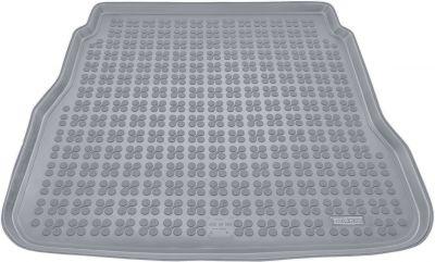 REZAW-PLAST popielaty gumowy dywanik mata do bagażnika Audi A6 C5 Kombi od 05/1997-2004r. 232007S/Z