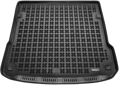 REZAW gumowy dywanik mata do bagaznika Audi Q7 5os od 2005-2014r.  232020