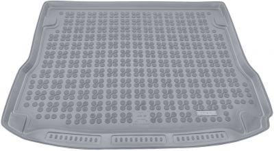 REZAW-PLAST popielaty gumowy dywanik mata do bagażnika Audi Q5 od 2008-2017r. 232021S/Z