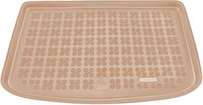 REZAW-PLAST beżowy gumowy dywanik mata do bagażnika Audi A1 Sportback od 2012r. 232023B/Z
