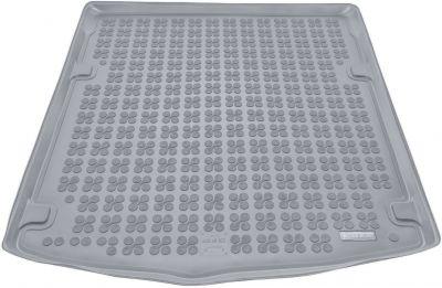 REZAW-PLAST popielaty gumowy dywanik mata do bagażnika Audi A6 C7 Sedan od 2011r. 232025S