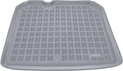 REZAW-PLAST popielaty gumowy dywanik mata do bagażnika Audi Q3 od 2011r. 232027S/Z