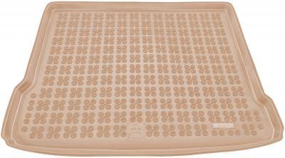 REZAW-PLAST beżowy gumowy dywanik mata do bagażnika Audi Q3 od 2011r. 232028B/Z
