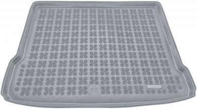 REZAW-PLAST popielaty gumowy dywanik mata do bagażnika Audi Q3 od 2011r. 232028S/Z