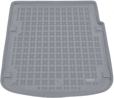 REZAW-PLAST popielaty gumowy dywanik mata do bagażnika Audi A5 Sportback od 2011-2016r. 232033S/Z