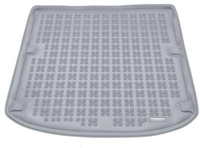 REZAW-PLAST popielaty gumowy dywanik mata do bagażnika Audi A4 B9 Sedan od 2015r. 232036S/Z