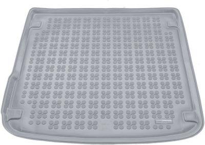 REZAW-PLAST popielaty gumowy dywanik mata do bagażnika Audi A4 B9 Kombi od 2015r. 232037S/Z